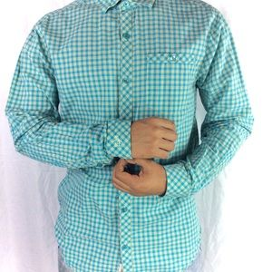 An Original Penguin Size M Mens Long Sleeve Shirt